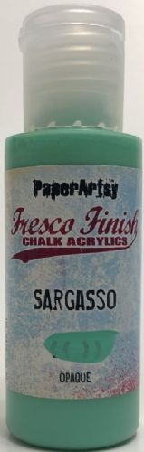 Fresco Finish - Sargasso {Tracy Scott}